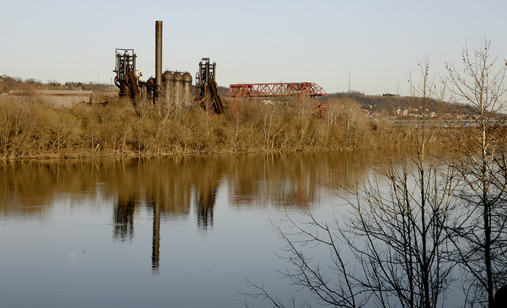 Фото №10 - Cоюз ржавых-2: еще 5 грандиозных заброшенных сооружений