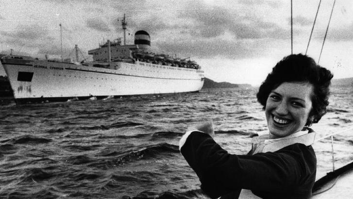 Фото №1 - Два самых невероятных побега из СССР