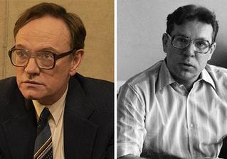 Вот как главные герои сериала «Чернобыль» выглядели в реальной жизни