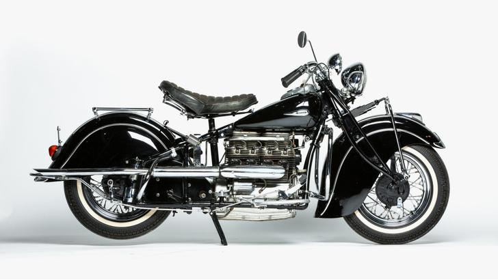Фото №4 - Где купить раритетный мотоцикл