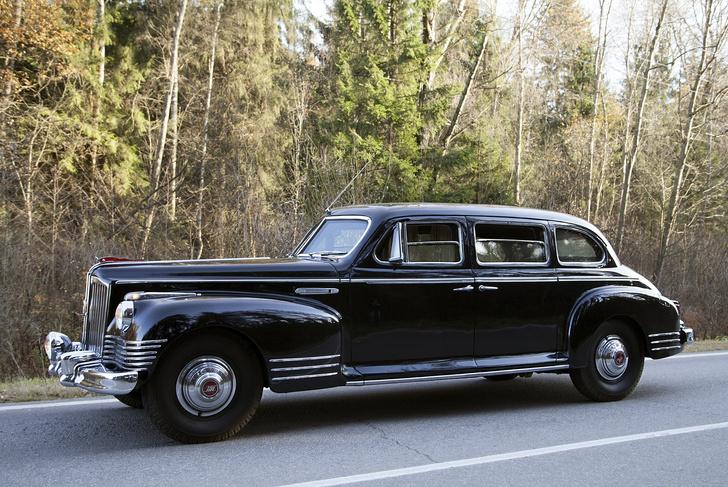 Фото №10 - 5 самых роскошных советских автомобилей