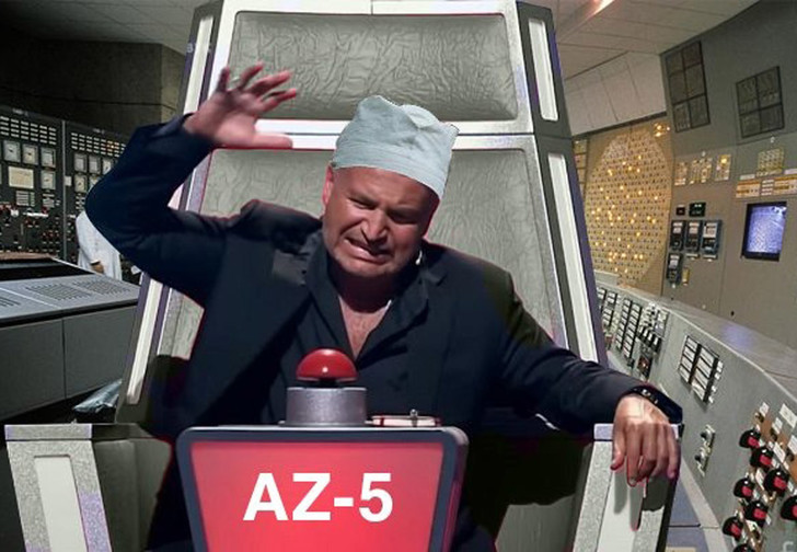 Фото №1 - Избранные шутки и мемы о сериале «Чернобыль». Часть II