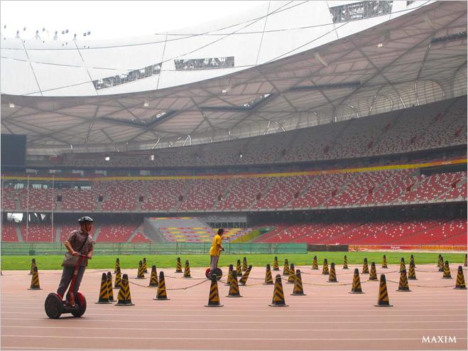 Фото №17 - Во что превращаются олимпийские стадионы после окончания игр: 9 примеров из истории