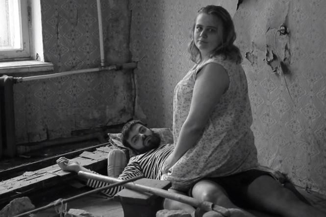Посмотри этот образцово унылый фильм! Две минуты настоящей русской беспросветности!