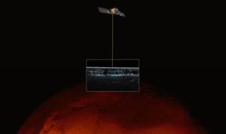 На Марсе нашли жидкую воду! Вот теперь точно можно ехать