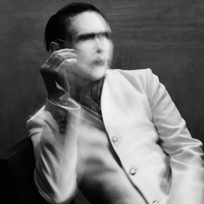 "Marylin Manson, ""The Pale Emperor"""