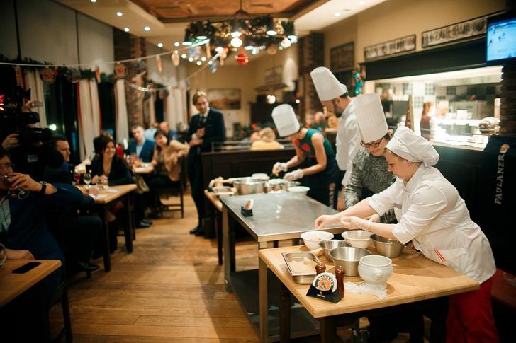 Фото №2 - Праздник живота и новое меню в ресторане PAULANER