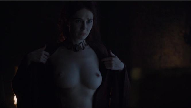 Мелисандра первый эпизод