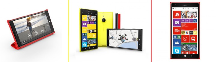 Фото №2 - Какой Lumia выберешь ты?