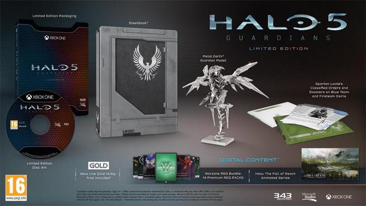 Фото №2 - Отдадим знатокам Halo коллекционку, геймпад или код с игрой. Не б/у!