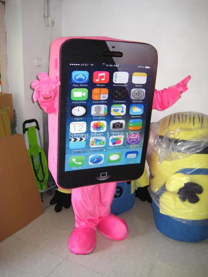 Фото №9 - Самые нелепые примеры косплея iPhone в истории!