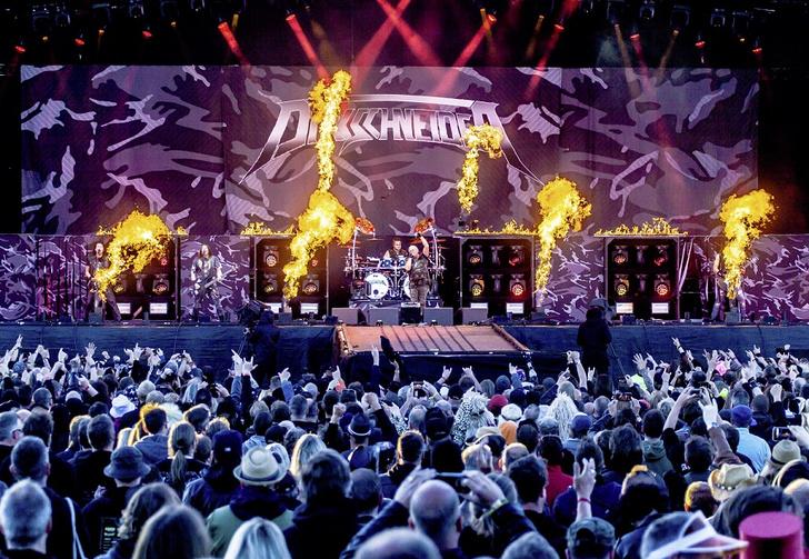 Фото №1 - Dirkschneider. Песни группы Accept в «Главклубе»