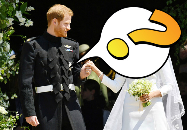 Фото №1 - Принц Гарри надел на свадьбу такой же мундир, как у Николая II!