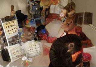 В соцсетях опубликовали «проклятую фотографию», на которой непонятно, что происходит (картинка прилагается)