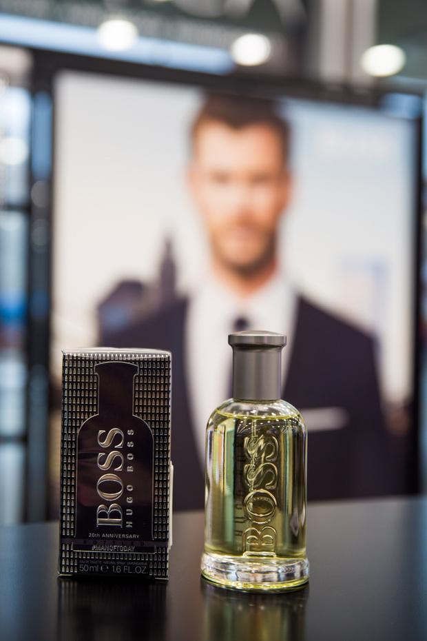 Фото №2 - Л'Этуаль и Boss Bottled запустили проект в поддержку Фонда Константина Хабенского