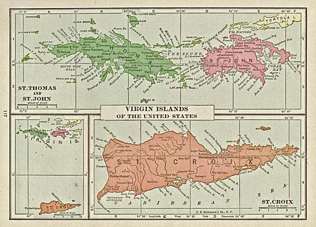 Фото №6 - 6 случаев, когда страны продавали свои территории