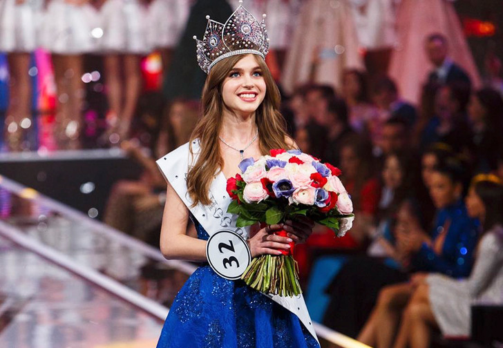 Фото №1 - Знакомься — «Мисс Россия 2019» Алина Санько!