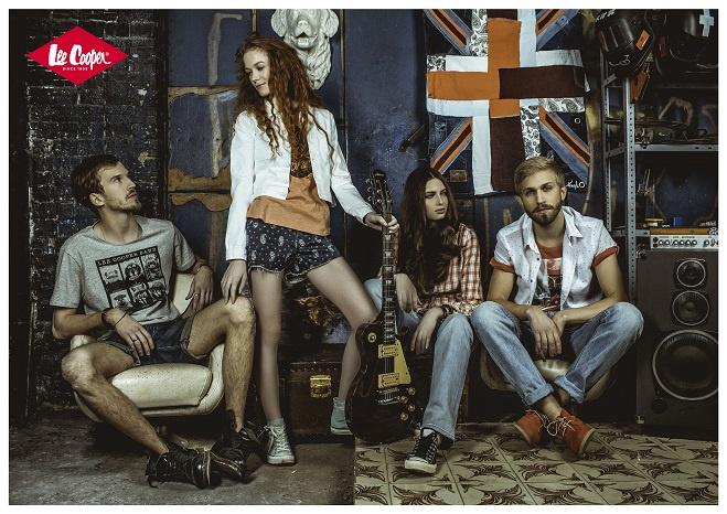 Легенда британских джинсов