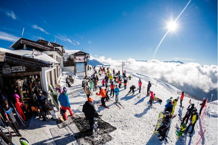 Фото №3 - AFP Snow Edition: снег, музыка и развлечения