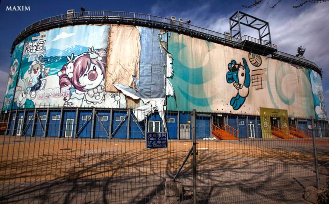 Фото №19 - Во что превращаются олимпийские стадионы после окончания игр: 9 примеров из истории