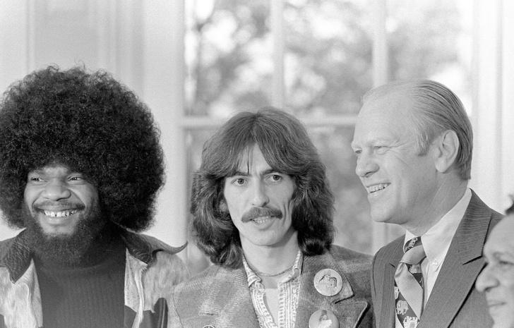 Фото №4 - 6 самых неловких встреч президентов с рок-музыкантами