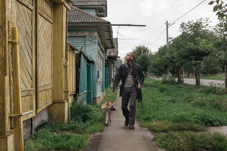 Фото №15 - Вот что получилось бы, если бы голливудские фильмы снимали в России!
