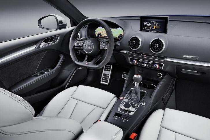 Фото №3 - Audi RS3 задирает планку