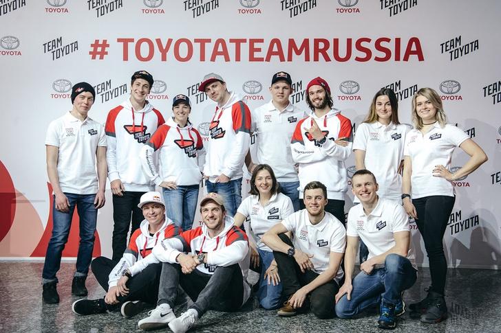 Фото №3 - Toyota объявила имя победителя Toyota Challenge Сup и наградила его автомобилем!