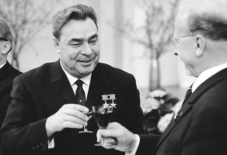 Алкогений №75: Л.И. Брежнев