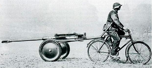 Фото №38 - Непридуманная история велосипедных войск