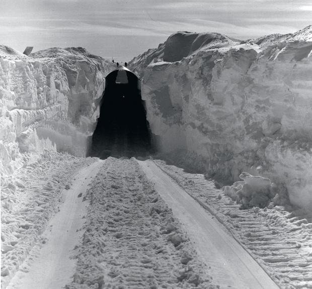 Фото №3 - Проект «Ледяной червь»: подледный город с 600 ядерными ракетами
