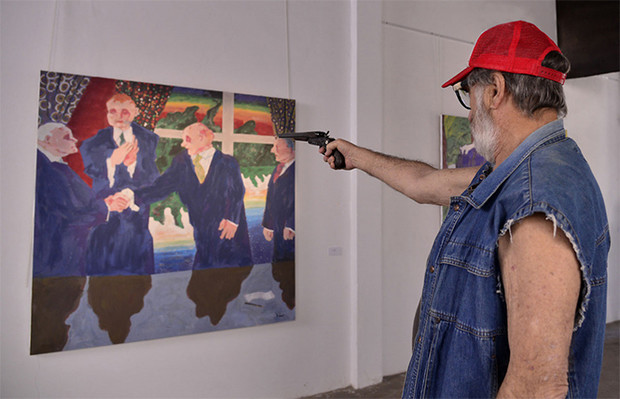 Фото №2 - «Шедевр» — душевная аргентинская комедия о сумасшедших художниках