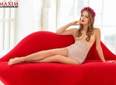 Актриса Анна Михайловская: «Иногда приходится сниматься зимой в летней обуви и юбочке...»