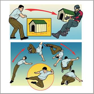 Фото №8 - Как защититься от хулиганов с помощью чайного пакетика, сигареты и других подручных средств