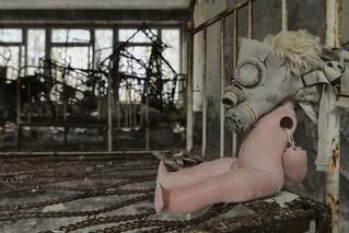 31 свежайшее фото из Чернобыля