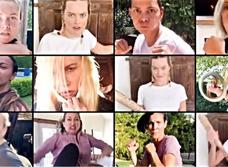 Марго Робби, Скарлетт Йоханссон, Хэлли Берри и другие звезды дерутся в новом карантинном флешмобе (видео)