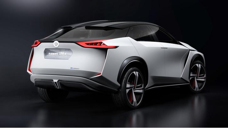Фото №4 - Электрический концепт Nissan IMx намекает, на чем ты будешь ездить на дачу лет через десять