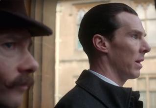 Свежий трейлер рождественского эпизода «Шерлока»