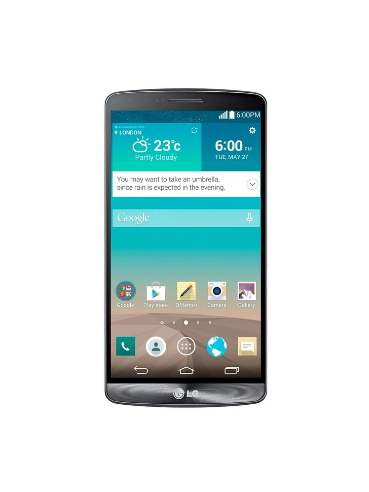 Фото №2 - Совершенство простого LG G3