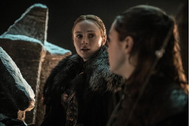Фото №3 - HBO выложил фото из третьей серии финала «Игры престолов»