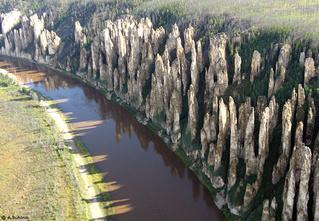 Идеи для отпуска: Ленские столбы, Якутия