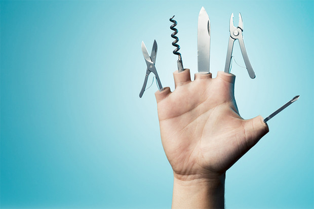Фото №4 - 7 фактов о швейцарском ноже