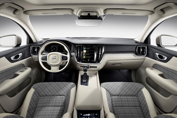 Фото №3 - Универсалы живы! Представлен новый Volvo V60