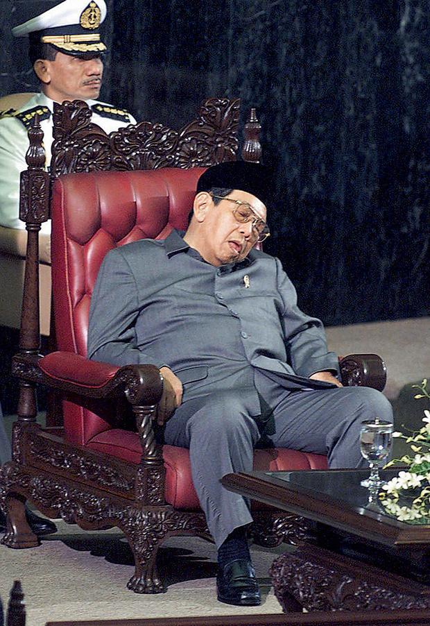 Бывший президент Индонезии Абдуррахман Вахид