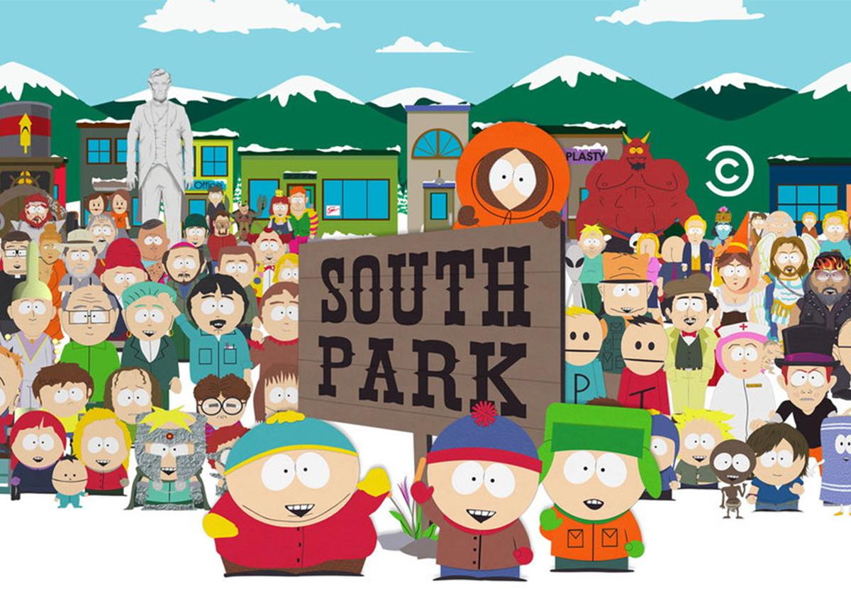 Саус парк герои фото