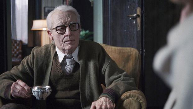 Фото №1 - Актриса Тильда Суинтон призналась, что это она сыграла роль 82-летнего дедушки в «Суспирии»