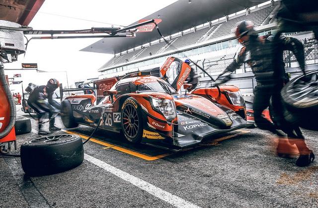 Фото №1 - Российская команда G-Drive Racing выиграла 24-часовые гонки на выносливость