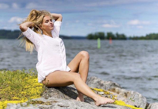 Фото №1 - Эмили Ратаковски, «Мисс Финляндия» и другие самые соблазнительные девушки недели