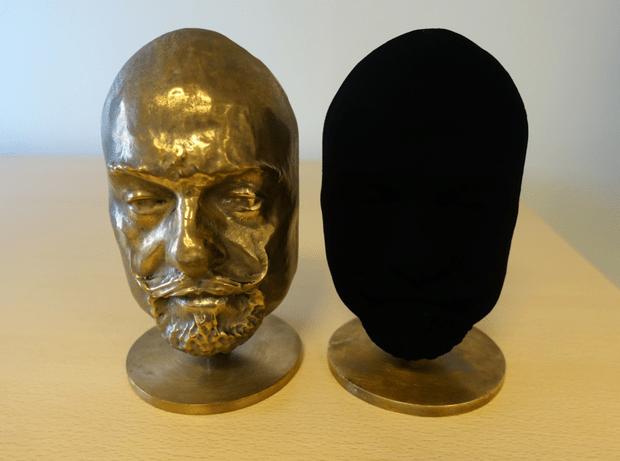 Фото №1 - Это не фотошоп, а самый-самый-самый черный материал в мире