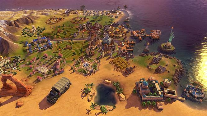 Фото №1 - «Цивилизация-6»: анонсировано первое дополнение!